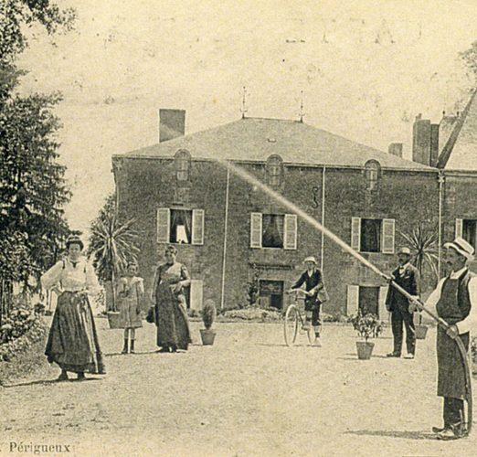 Chateau de Redon - History