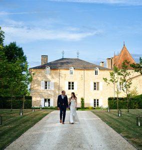 weddings Chateau de Redon