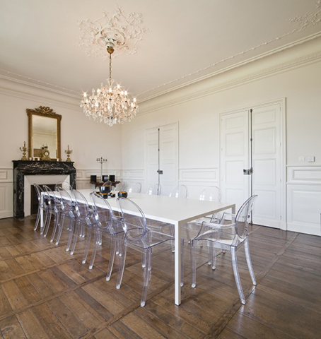 Chateau de Redon - meetings