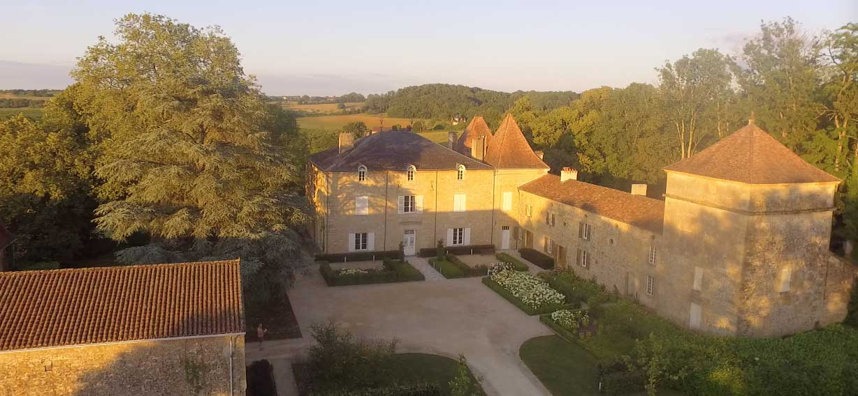 Chateau de Redon - Home