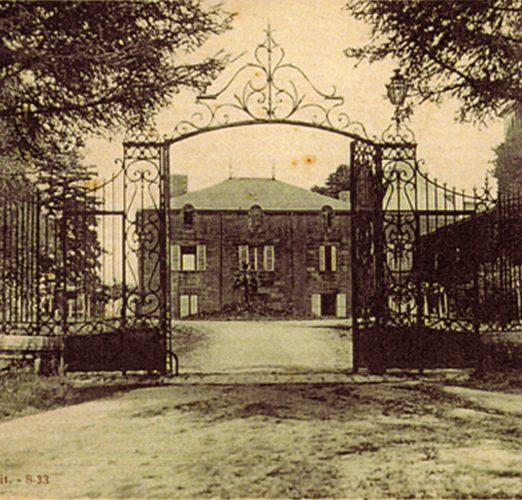 Chateau de Redon - Histroy