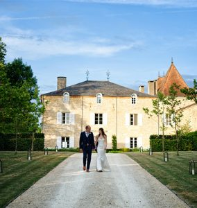 weddings Chateau de Redon