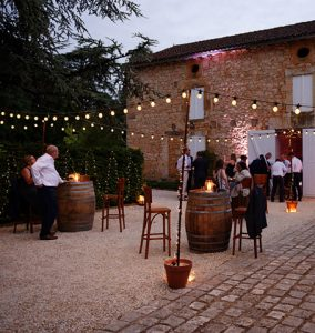 Chateau de Redon - weddings
